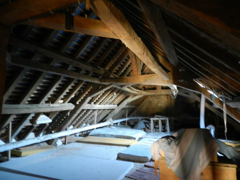 Rénovation d'un grenier en moins de 2 ans Vauvyr29