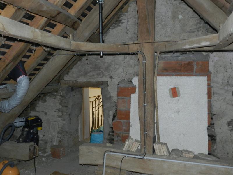 Rénovation d'un grenier en moins de 2 ans Vauvyr30