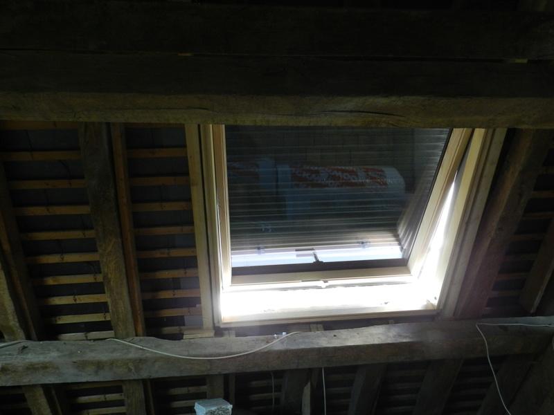 Rénovation d'un grenier en moins de 2 ans Vauvyr33