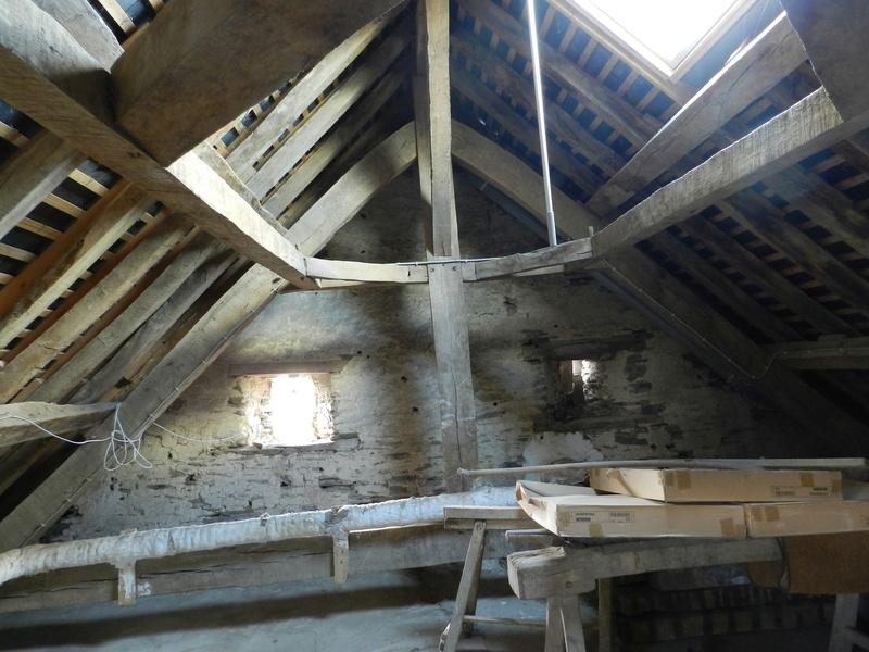 Rénovation d'un grenier en moins de 2 ans Vauvyr34