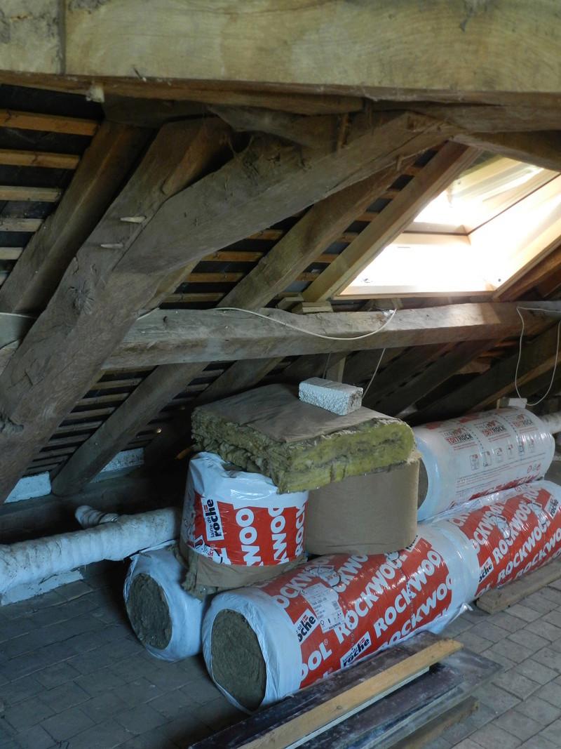 Rénovation d'un grenier en moins de 2 ans Vauvyr37
