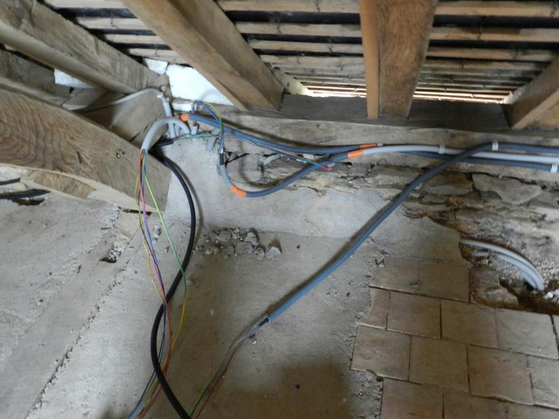Rénovation d'un grenier en moins de 2 ans Vauvyr40