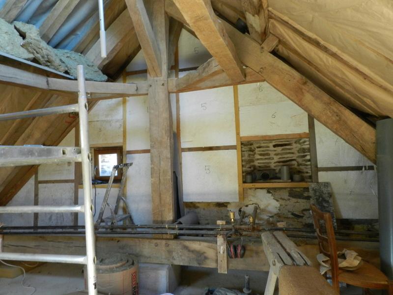 Rénovation d'un grenier en moins de 2 ans Vauvyr47