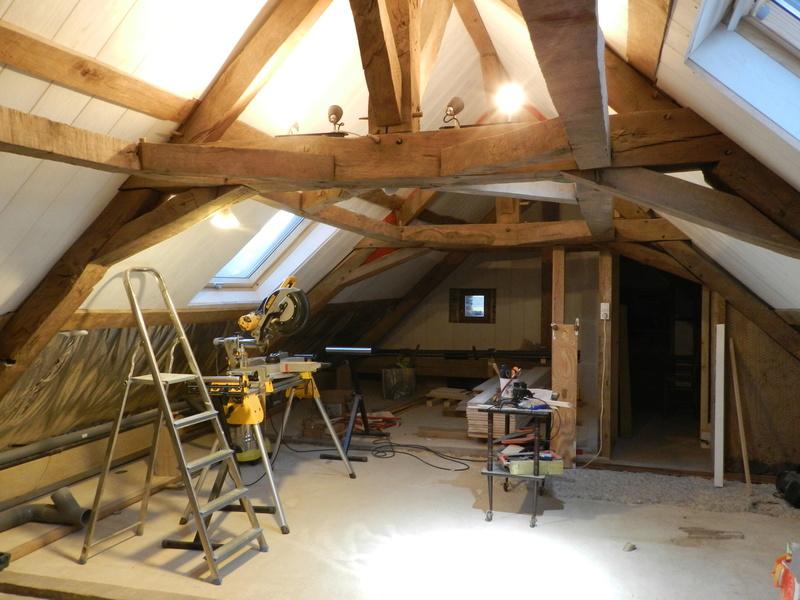 Rénovation d'un grenier en moins de 2 ans Vauvyr51