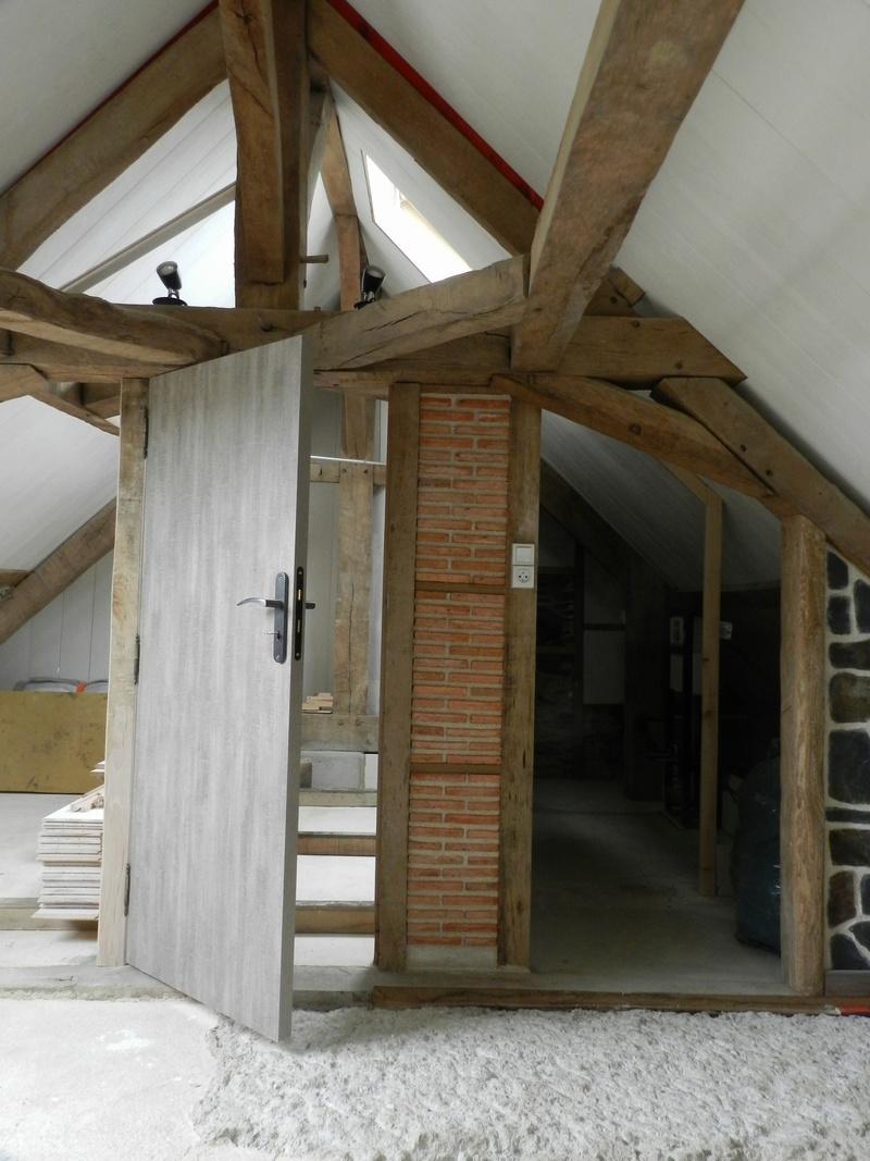 Rénovation d'un grenier en moins de 2 ans Vauvyr55