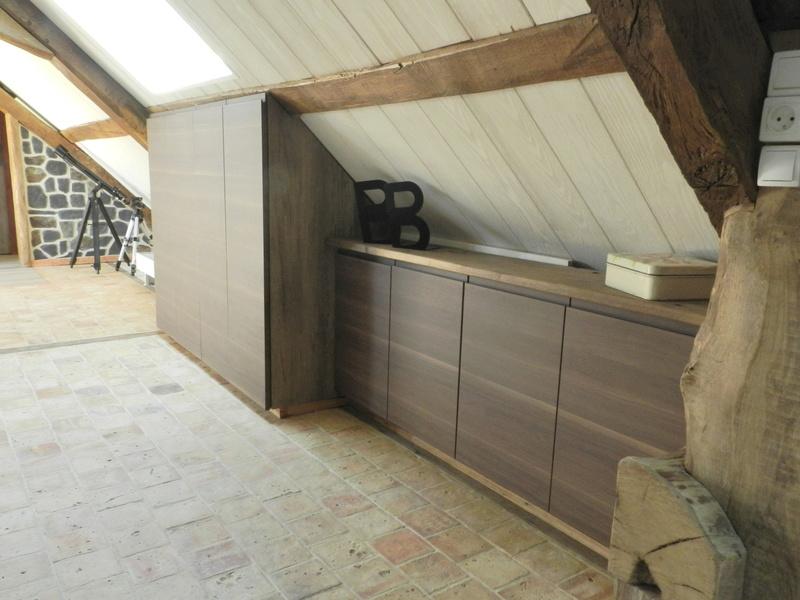 Rénovation d'un grenier en moins de 2 ans Vauvyr59