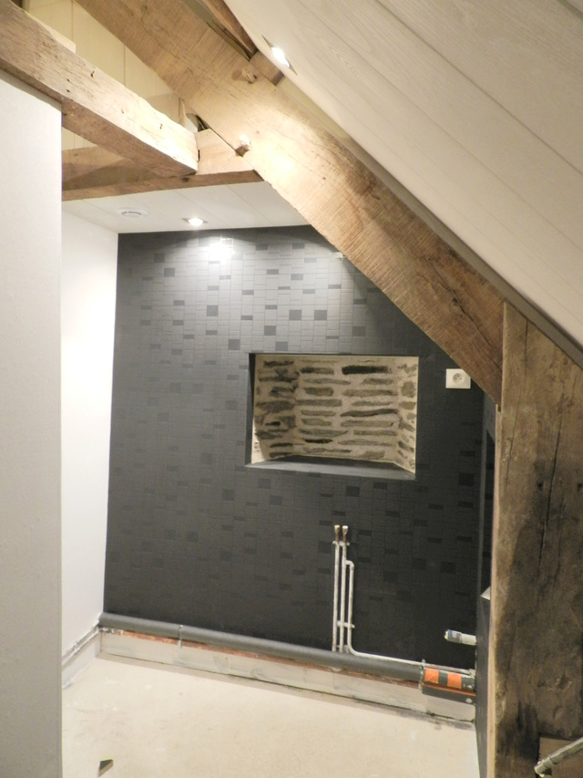 Rénovation d'un grenier en moins de 2 ans Vauvyr65