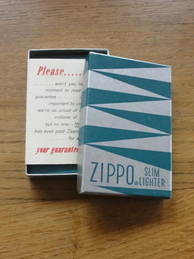 Les boites Zippo au fil du temps Dsc07625
