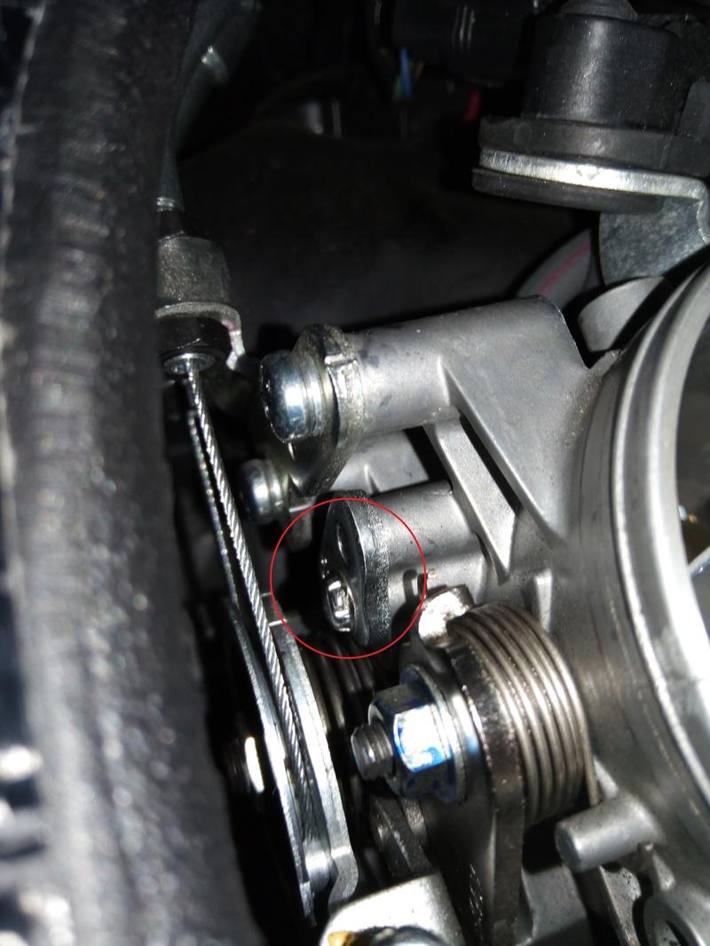Cale accélérateur Zx10r 2012 Cale10