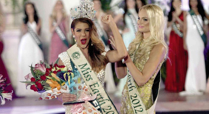 Alyz Henrich -  The Official Thread of MISS EARTH® 2013 Alyz Henrich Venezuela  Miss-e10