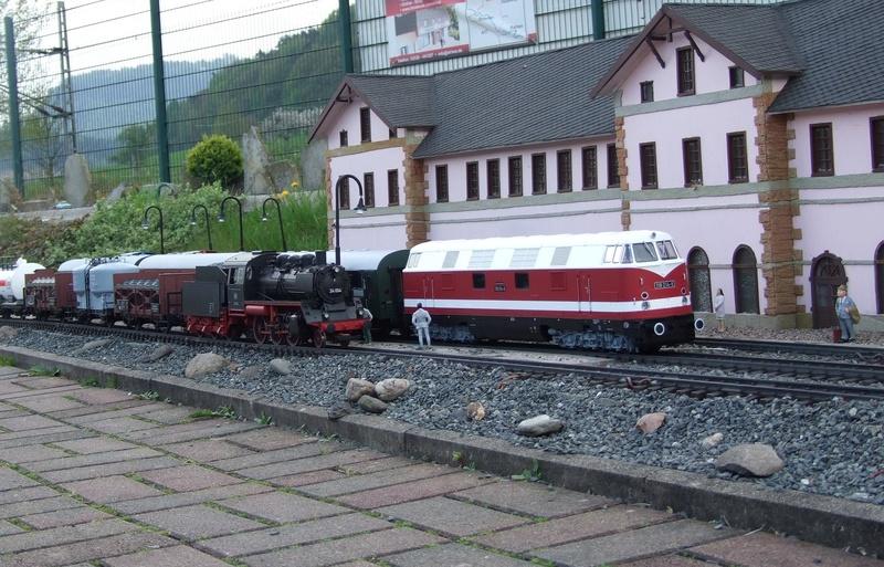 Egal welches Wetter - die Eisenbahnwelten im Kurort Rathen - Seite 2 Dscf1410