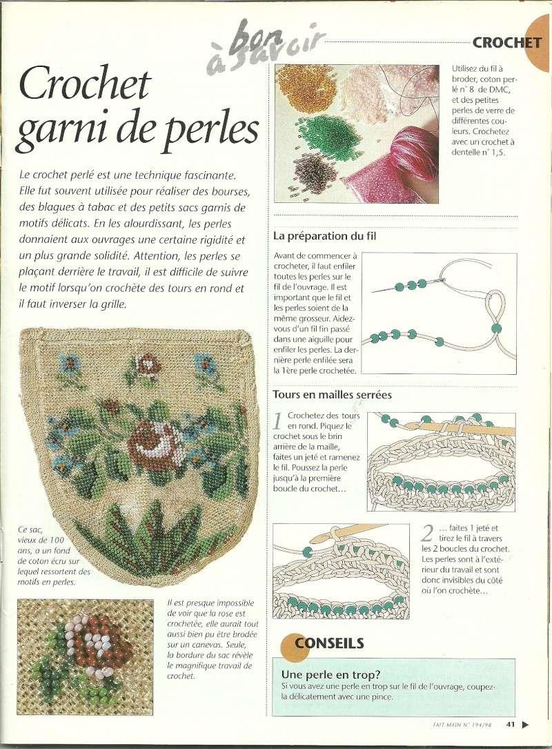 [Technique] Le crochet perlé Croche10
