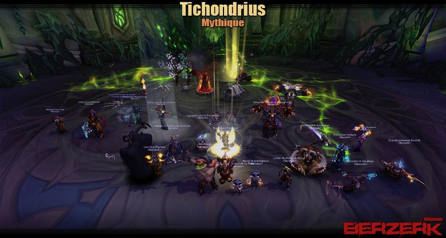[MM] Tichondrius clean ! 8_tich10