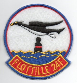 * FLOTTILLE 24 F * 24f-ec10