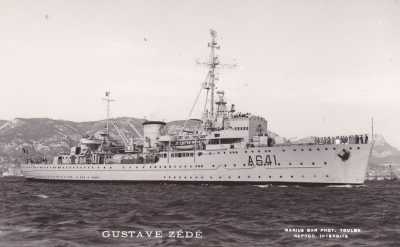 * GUSTAVE ZÉDÉ (1947/1970) * 466_0010