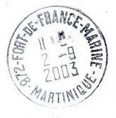 MARTINIQUE - FORT DE FRANCE 730_0011