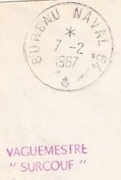 SURCOUF (ESCORTEUR D'ESCADRE) 779_0010