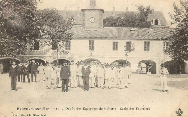ROCHEFORT - FOURRIERS - MARINE 852_0011