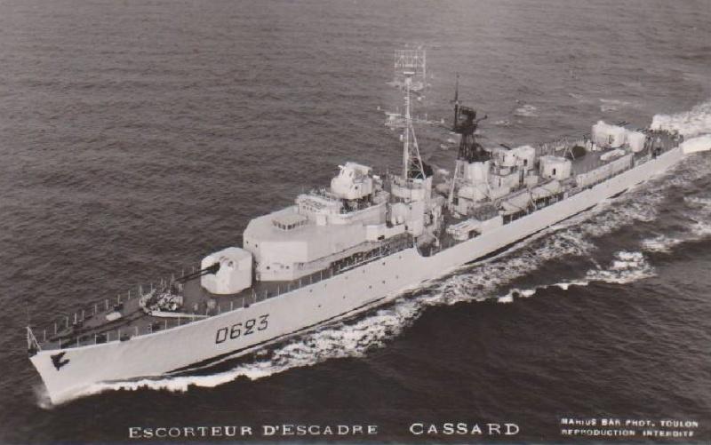 * CASSARD (1956/1976) * 886_0011