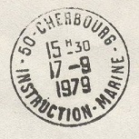 CHERBOURG - INSTRUCTION - MARINE A28