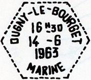 DUGNY - LE BOURGET - MARINE / DUGNY - MARINE A30