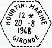 HOURTIN - MARINE A31