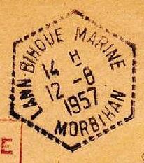 LANN-BIHOUE - MARINE A34