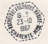 ROCHEFORT - FOURRIERS - MARINE A43
