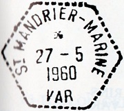 SAINT MANDRIER - MARINE A45