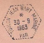 TOULON - JEAN BART - MARINE A50