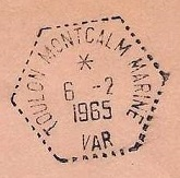 TOULON - MONTCALM - MARINE A51
