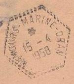 ALGERIE - NEMOURS MARINE - ORAN et TLEMCEN A54