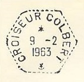 COLBERT (CROISEUR 1959) A58