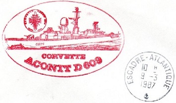 ACONIT (CORVETTE) Aconit11