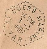CUERS - MARINE B28