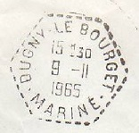 DUGNY - LE BOURGET - MARINE / DUGNY - MARINE B29