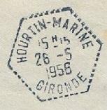 HOURTIN - MARINE B30