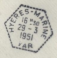 HYERES - MARINE B31
