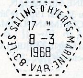 LES SALINS D'HYERES - MARINE B35