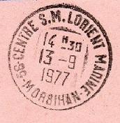 LORIENT - BASE SOUS-MARINE B36
