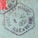 PONT-REAN - MARINE B40