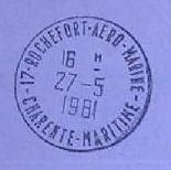 ROCHEFORT - AERO - MARINE B41
