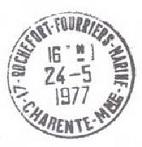 ROCHEFORT - FOURRIERS - MARINE B42