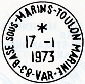TOULON - BASE SOUS-MARINE B46
