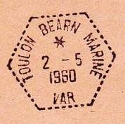 TOULON - BEARN B47