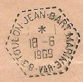 TOULON - JEAN BART - MARINE B49
