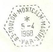 TOULON - MONTCALM - MARINE B50