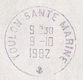 TOULON - SANTE - MARINE B51
