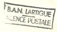 ALGERIE - LARTIGUE - ORAN B53