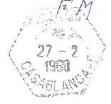 MAROC - CASABLANCA B56